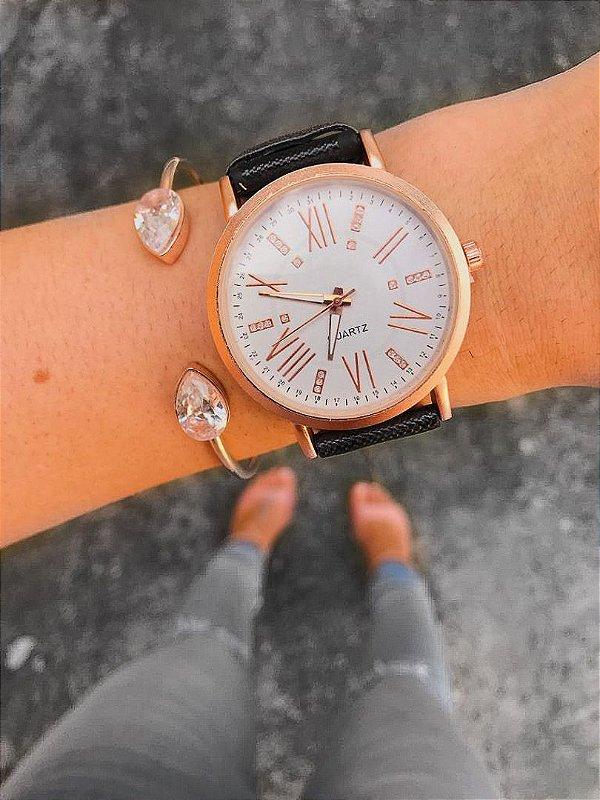 Relógio Lala - Preto - Ref.: M2