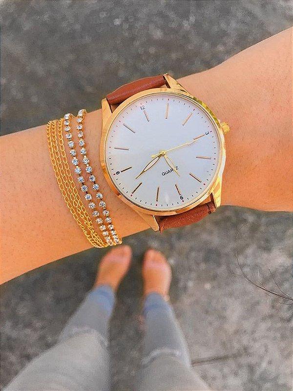 Relógio Classic Femme - Ref.: M1