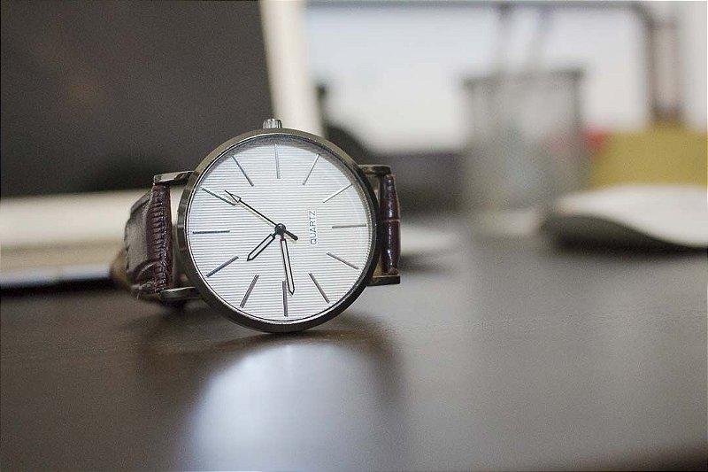 Relógio Classic Homme - B/B - Ref.: M1