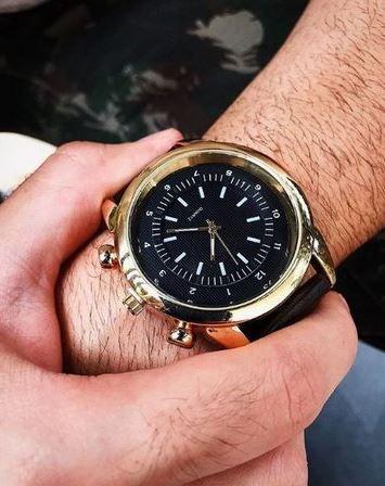 Relógio LeClair - Preto - Ref.: M3