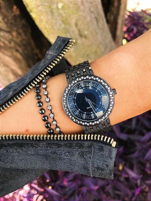 Relógio New petit - PRETO ref. M2