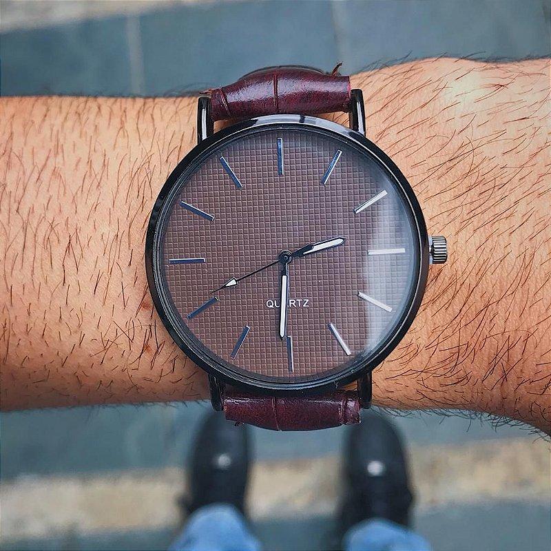 Relógio Classic Homme - Bordo - Ref.: M1