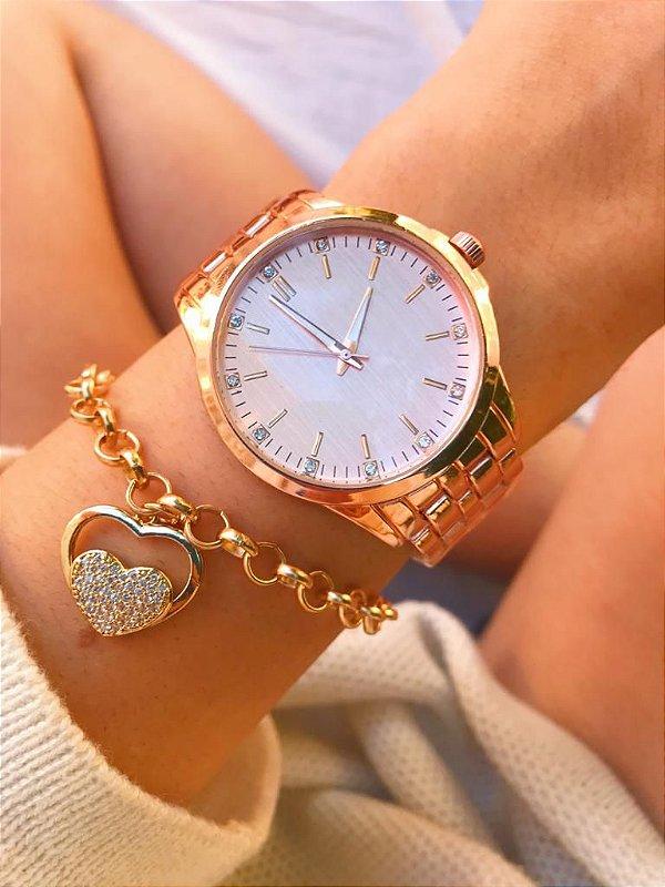 Relógio Fabi - Rose - Ref.: M2