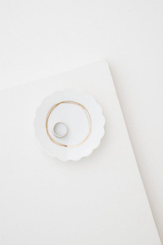 Pratinho Decorativo Ring