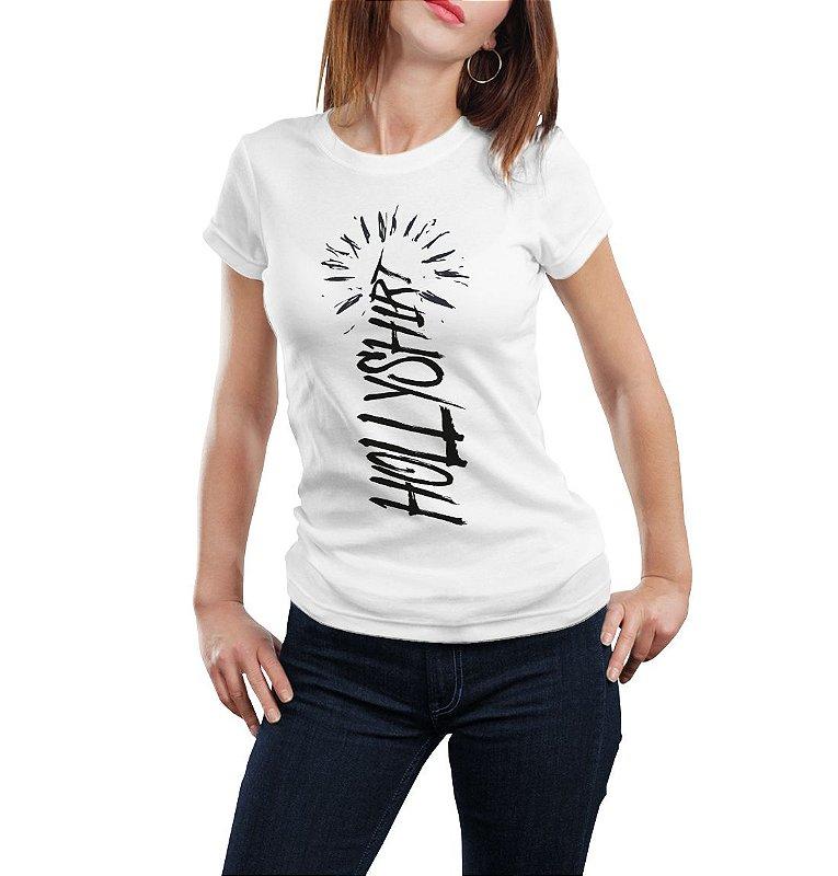 Camiseta Feminina Hollyshirt