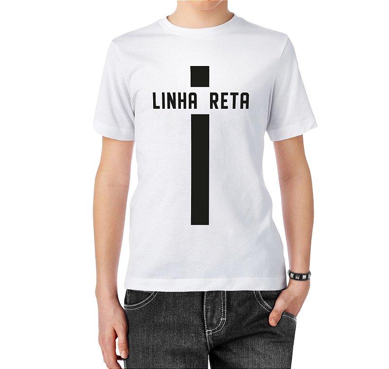 Camiseta Linha Reta