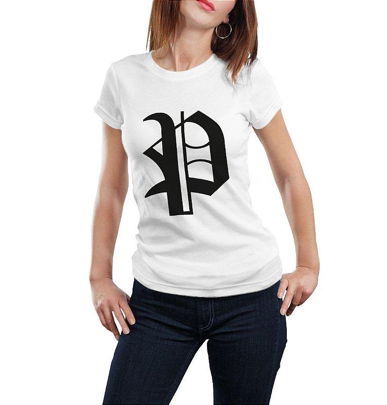 Camiseta Babylook P Classic