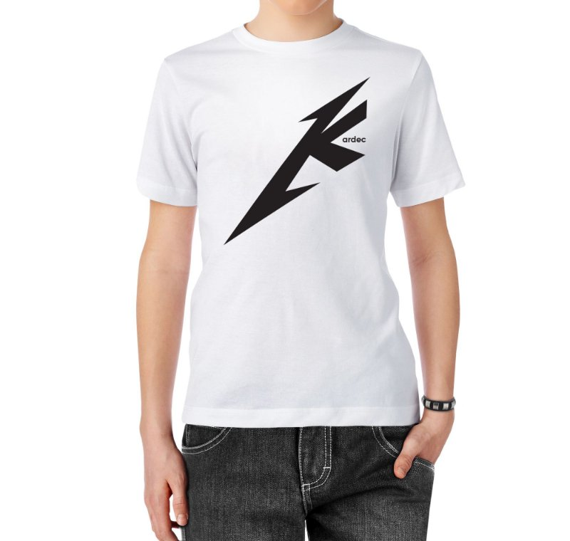 Camiseta Metal K