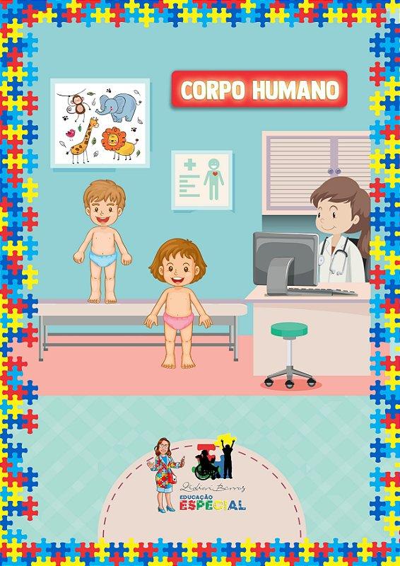 Bloco Pedagógico - Corpo Humano