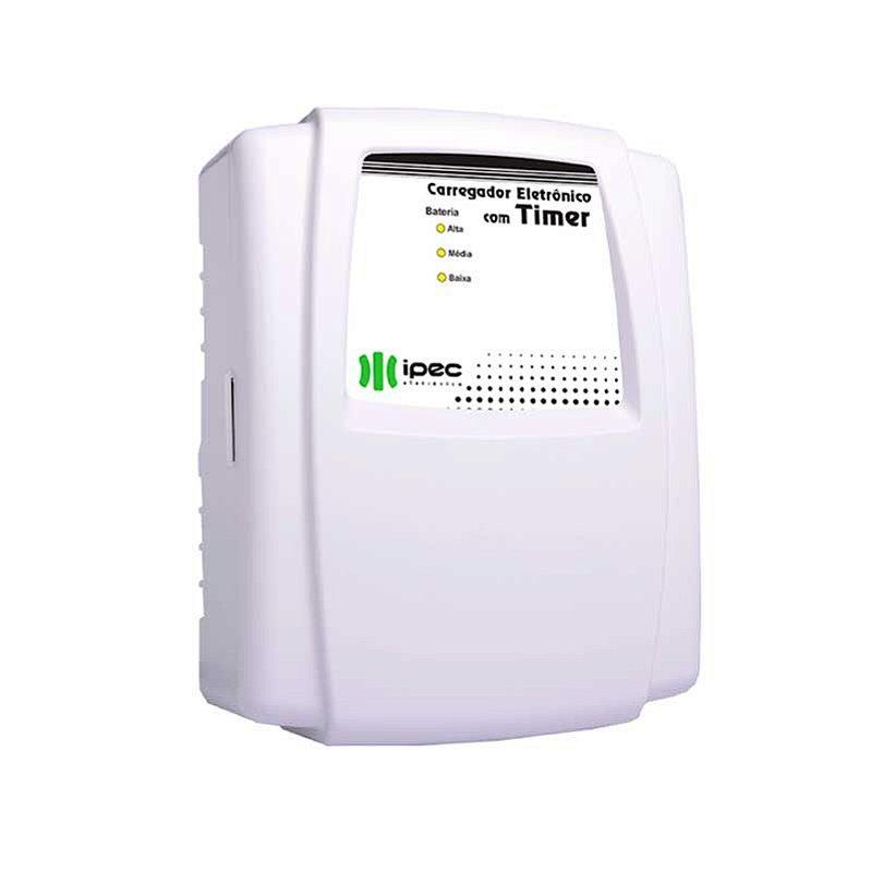 Carregador Eletrônico com Timer 2A - IPEC