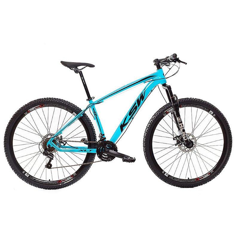 Bicicleta MTB Alum 29 KSW 24 Vel XLT
