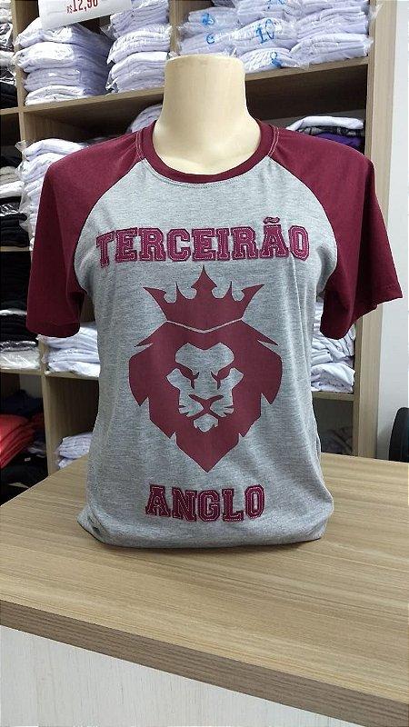 Camiseta Terceirão  Anglo