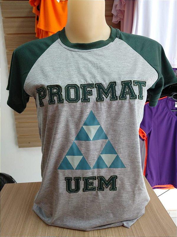 Camiseta Mestrado de Matemática UEM