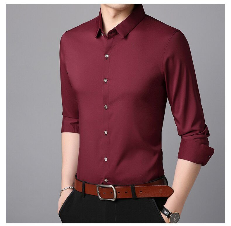 Camisa manga longa- modelos