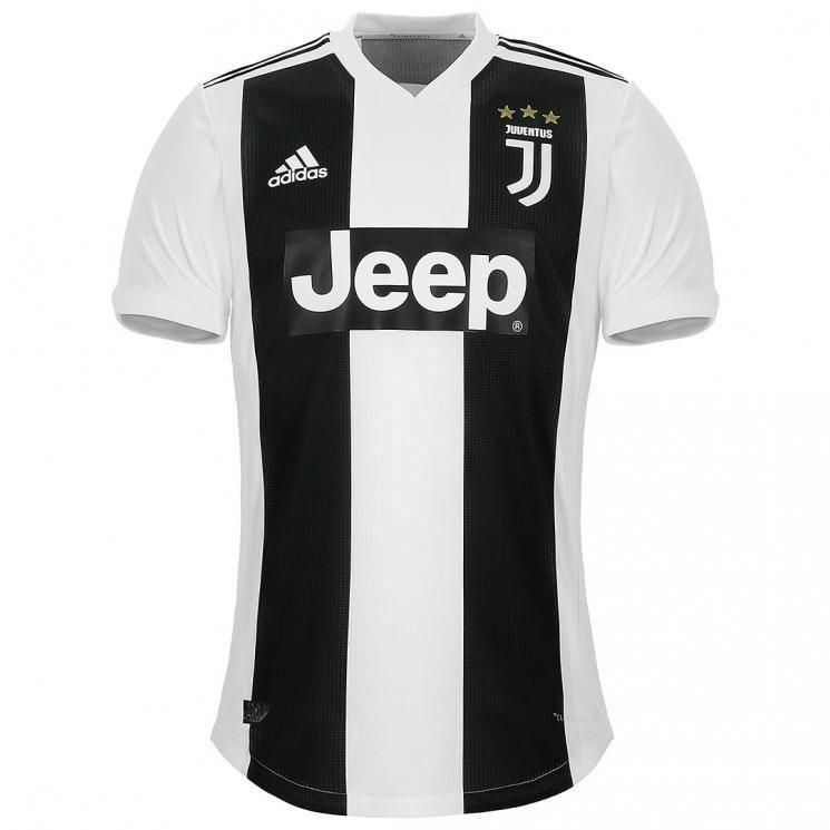 4f745e9df3521 Camisa Juventus da Itália Home 2018 2019-S Nº - Rei do Futebol
