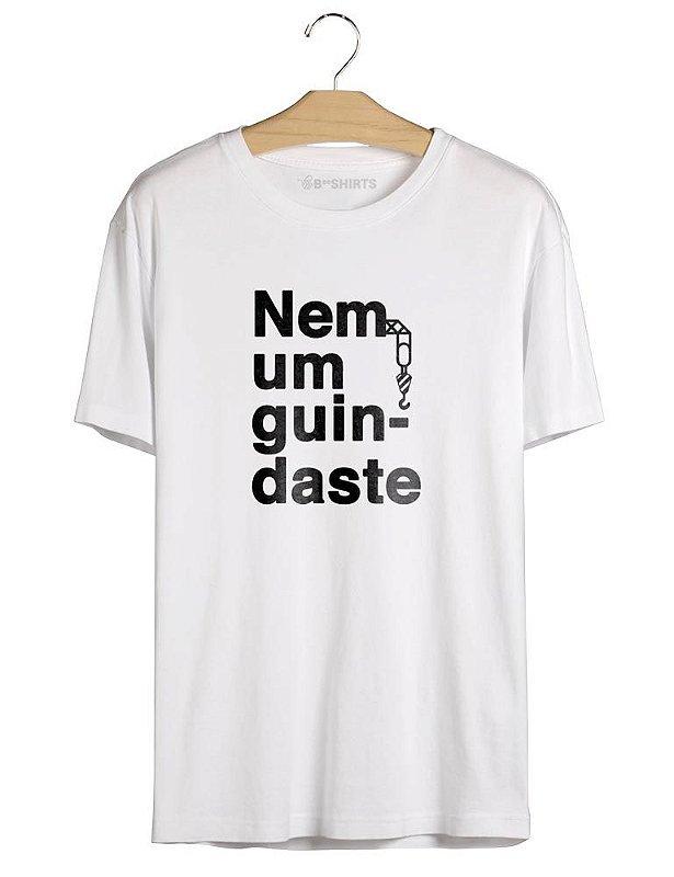 Camiseta Nem um Guindaste - Meme