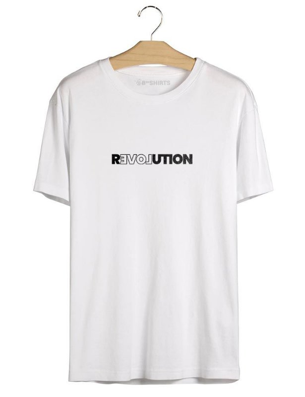 Camiseta Love Revolution