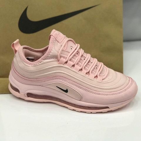 tenis nike air max 97 feminino rosa