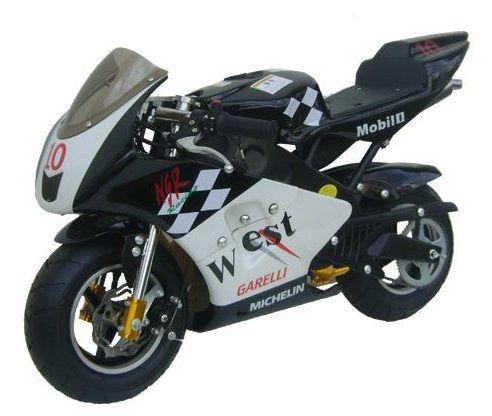 mini moto esportiva garelli alex barros motopocius acessórios