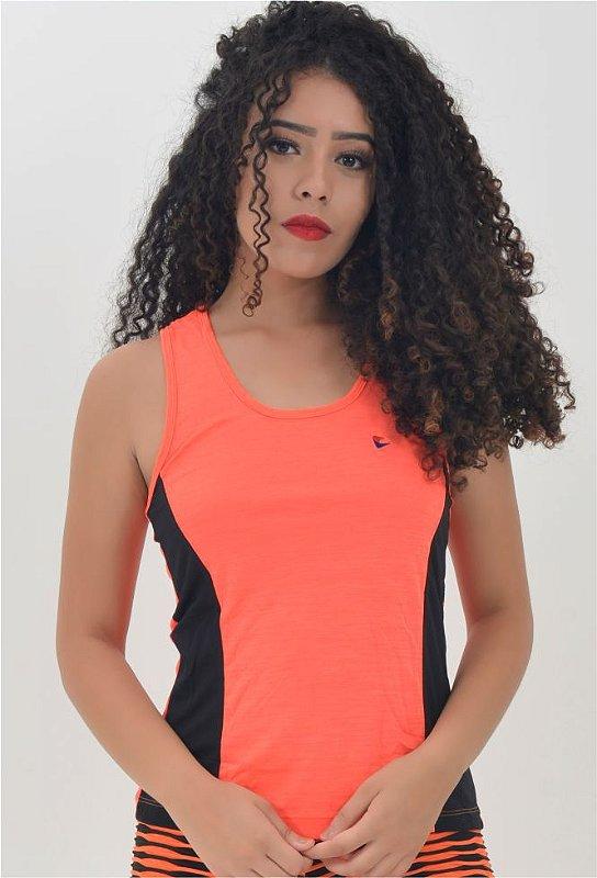 Camiseta Fitness Feminina Confort