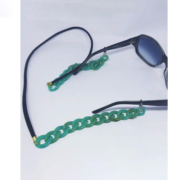 bd581af6702ca Corrente de Óculos de Acrílico - Ananda Bijoux