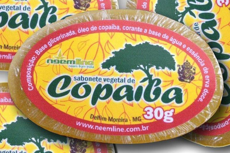 20 Sabonete de Copaíba - 30g
