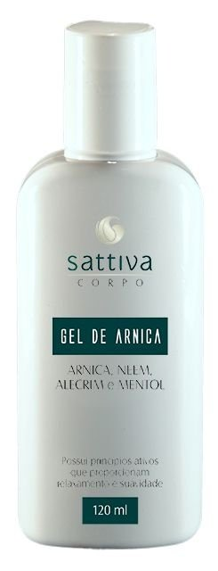 Gel de Arnica e Neem - 120 ml