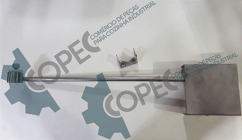 Kit Empurrador Carne BRT30 40 Direita Serra Fita Gural