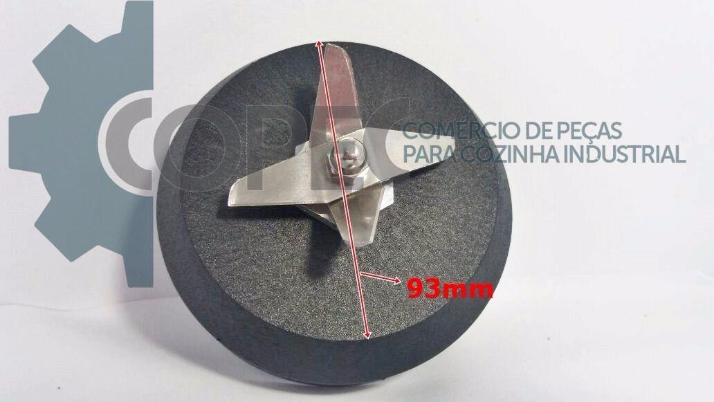 Base Copo com Mancal Liquidificador 2L Vitalex