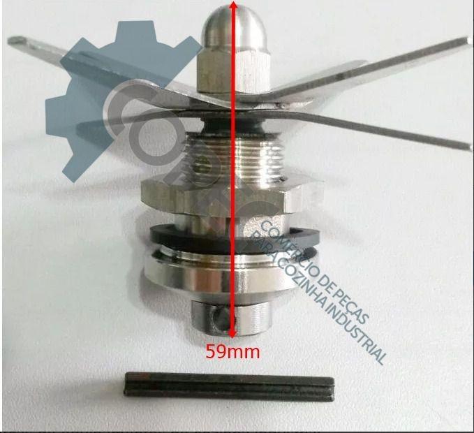 Mancal Completo Liquidificador TAR-02 Skymsen