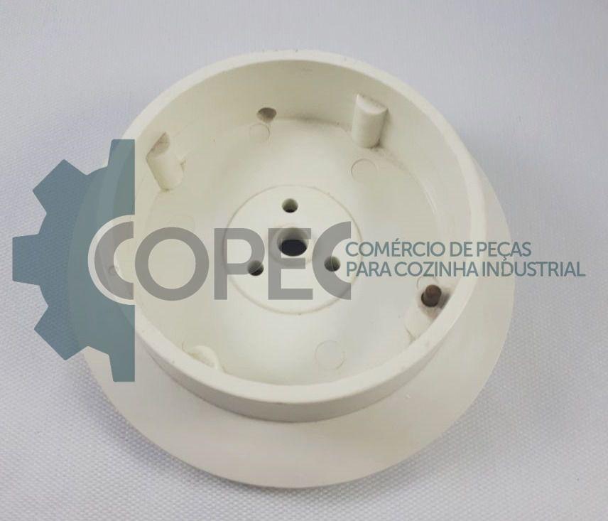 Suporte Copo Liquidificador Branco LAR-02 Metvisa