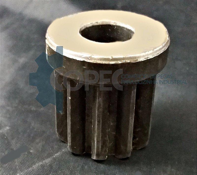 Engrenagem Pinhão 10z Descascador de Batatas DBCA-06 Metvisa