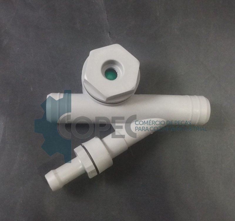 Conjunto Válvula Ventilação Lava-Louças PROFI FX Hobart