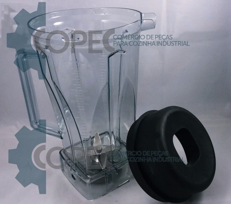 Copo Completo Liquidificador Blender Marchesoni