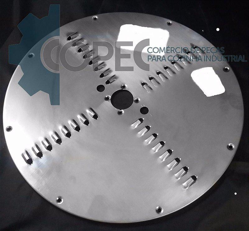 Chapa Disco Desfiador 5mm PA-7S/L Skymsen