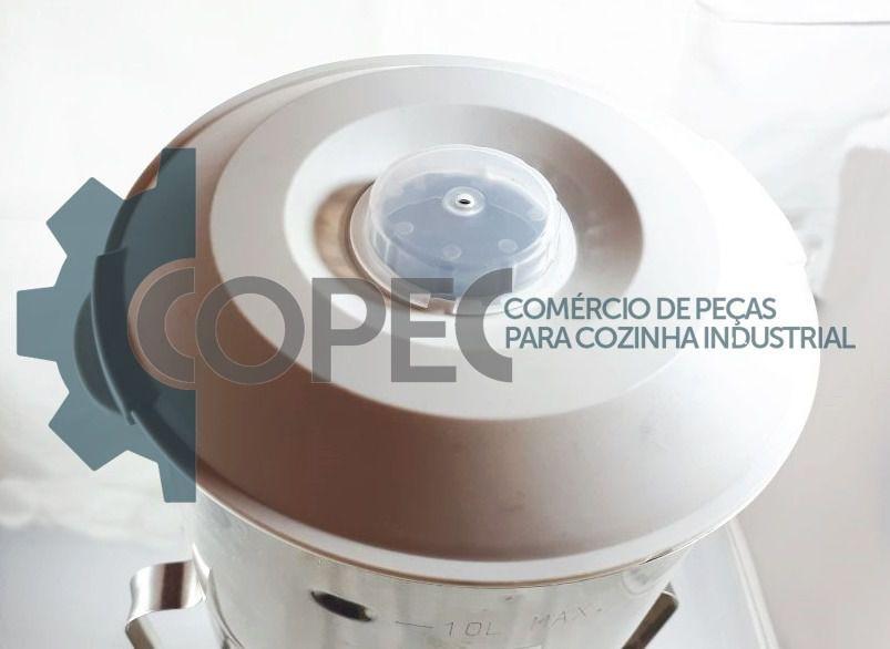 Copo Completo do Liquidificador 10L - Metvisa