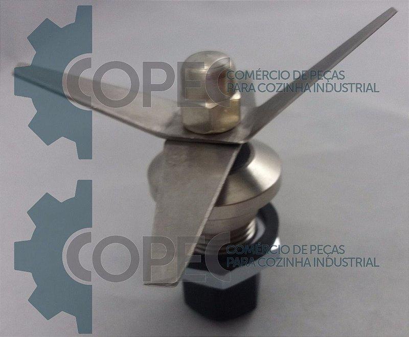 Mancal Completo Liquidificador LAR-02MB-N Skymsen