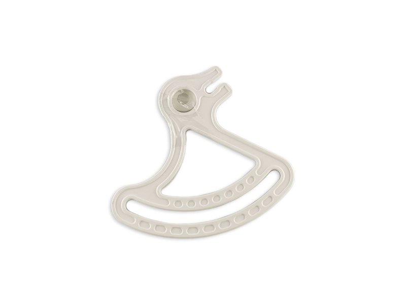 Kit Pato GLP220/240/250/275 Plástico Branco Fatiador Gural