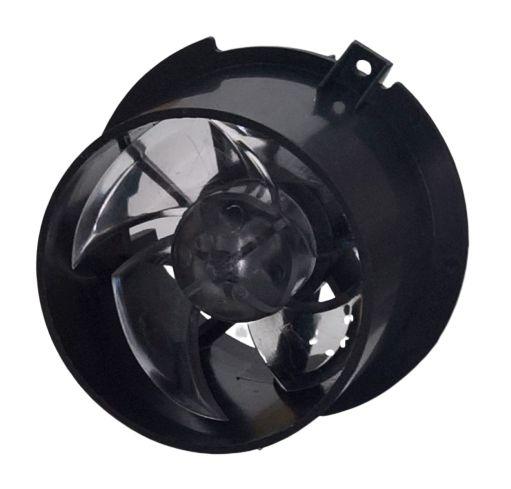 e9326a60d Ventoinha Hélice Turbina com Motor para Secador Gama Eleganza 2200 2300  Original