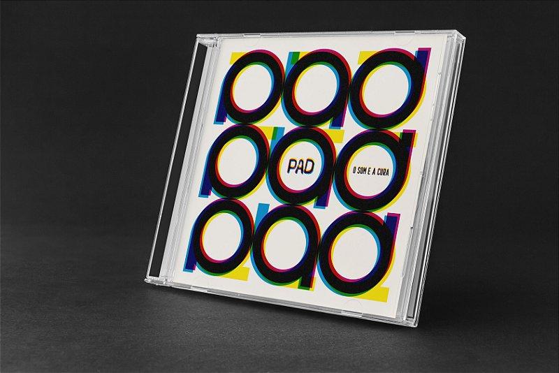 """CD """"O Som e a Cura"""" (Pré Venda)"""