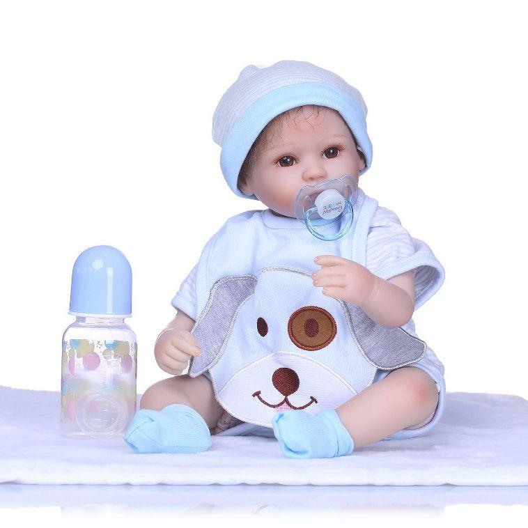d248fa5a4 Promoção Bebê Reborn Menino Realista DAVI - Doce Criança Bonecas Reborn