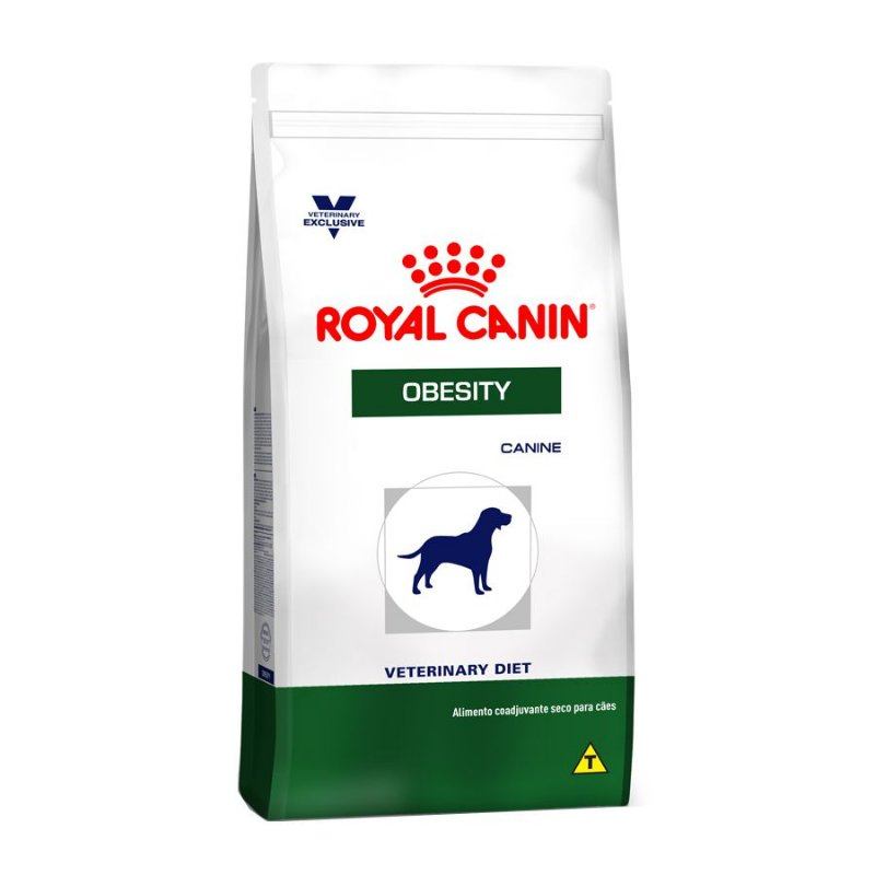 Ração Royal Canin Veterinary Obesity - Cães Adultos
