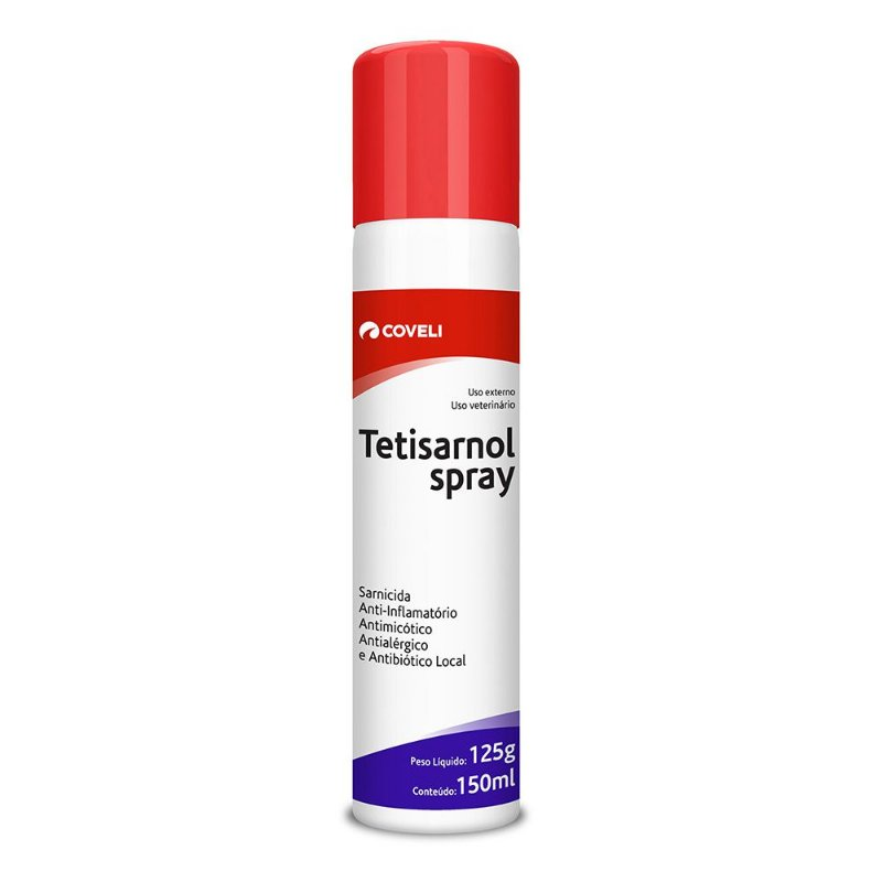 Tetisarnol Coveli Spray Aerosol