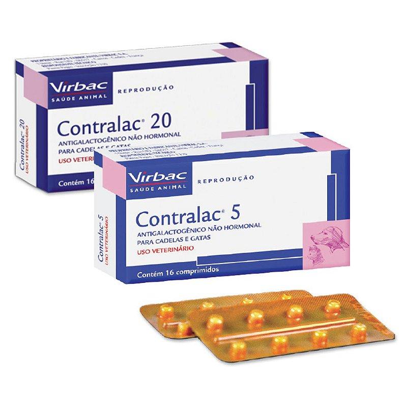 Contralac Virbac 16 Comprimidos