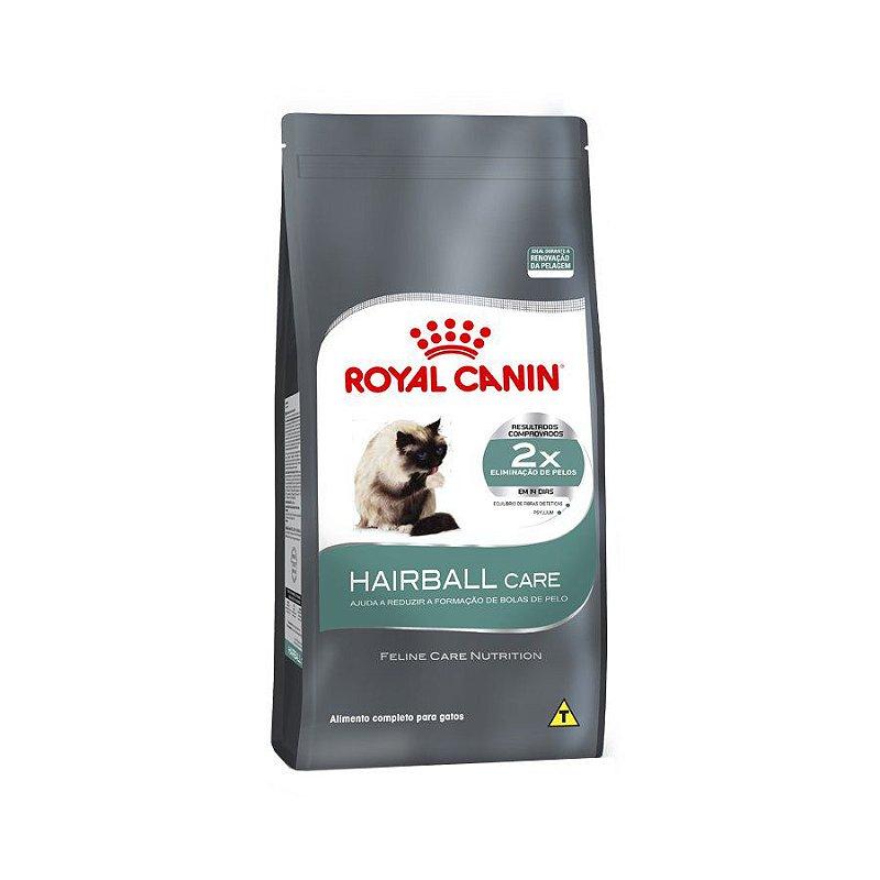 Ração Royal Canin Hairball - Gatos Adultos