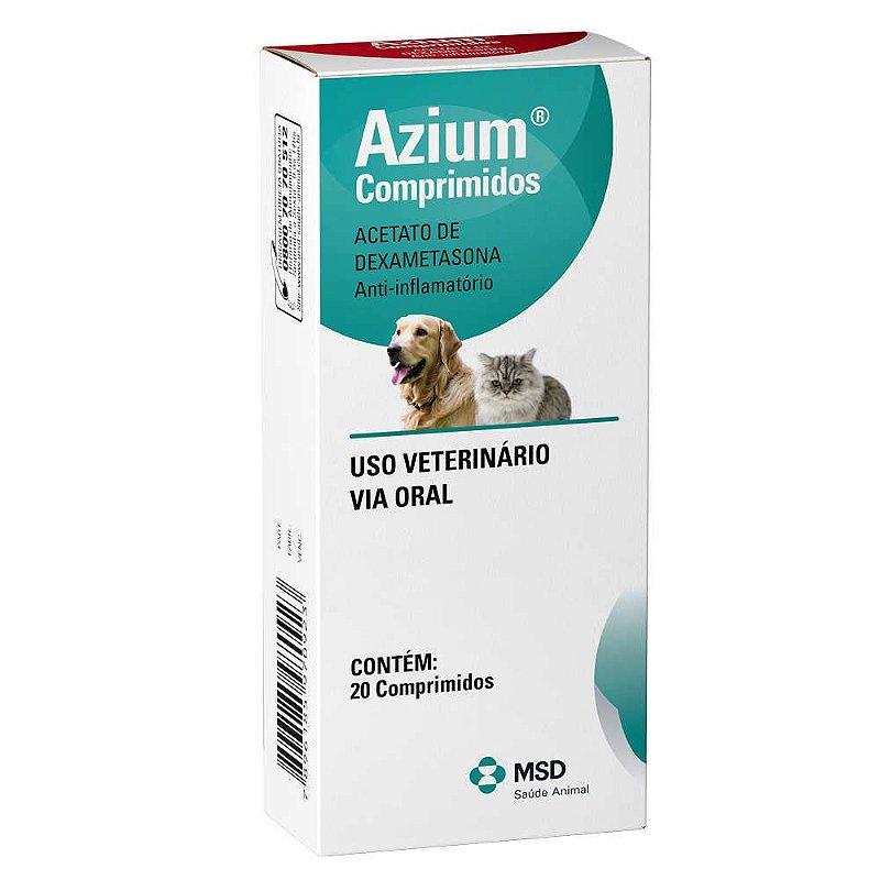 Anti-inflamatório MSD Azium 20Un