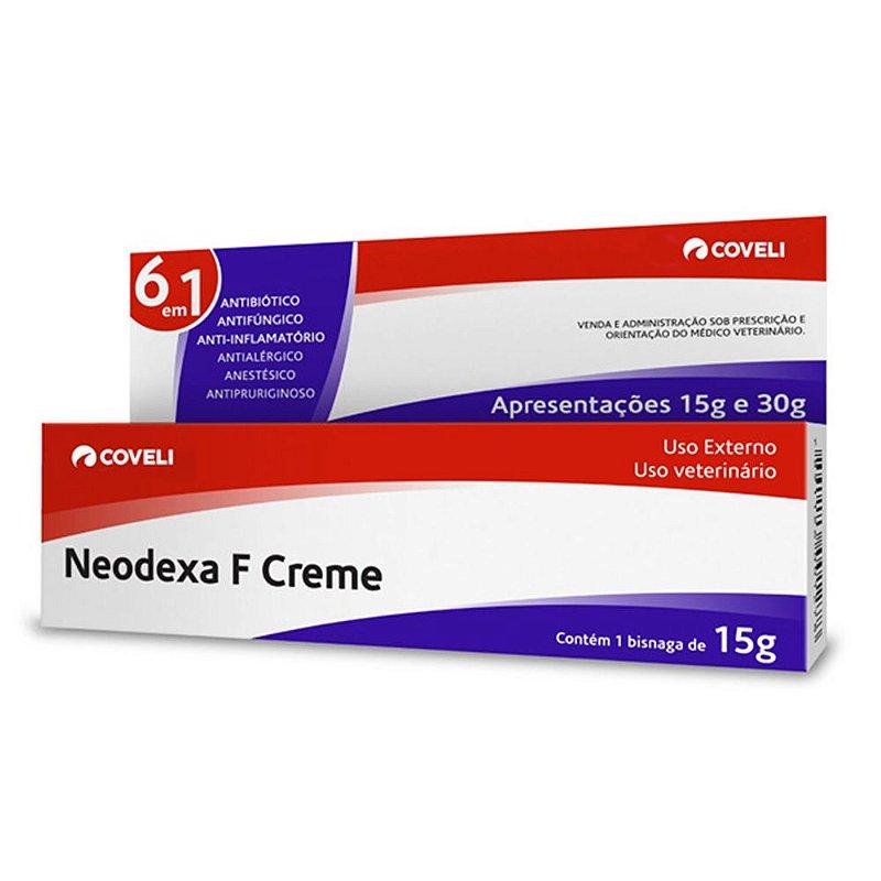 Neodexa F Creme Coveli 15g
