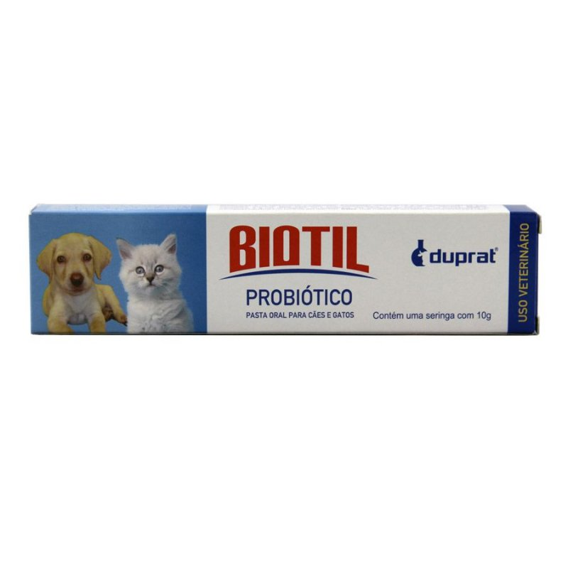 Biotil Probiótico oral 10g - Duprat