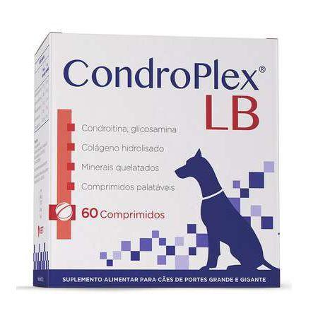 Suplemento Avert Condroplex LB 120g - 60 Comprimidos