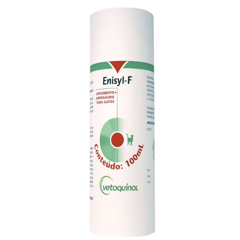 Suplemento Aminoácido Vetoquinol Enisyl-F para Gatos